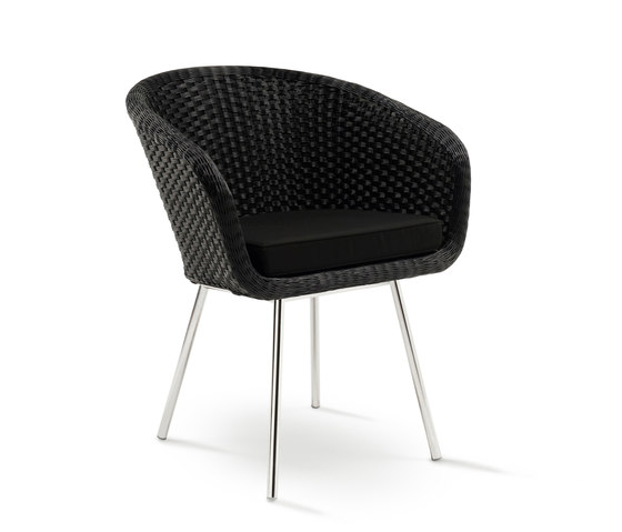 Shell Chair by FueraDentro | Restaurant chairs