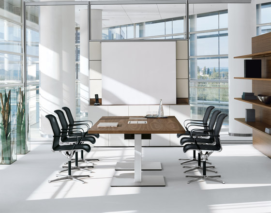 P2_Group | Conference by Bene | Multimedia conference tables