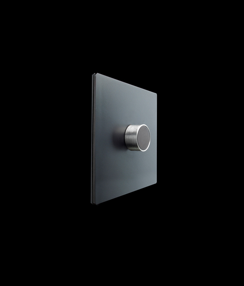 Five dot One dimmer by Font Barcelona | Rotary switches