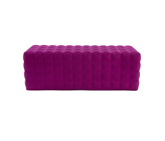 BuzziCube 3D Trio by BuzziSpace | Upholstered benches