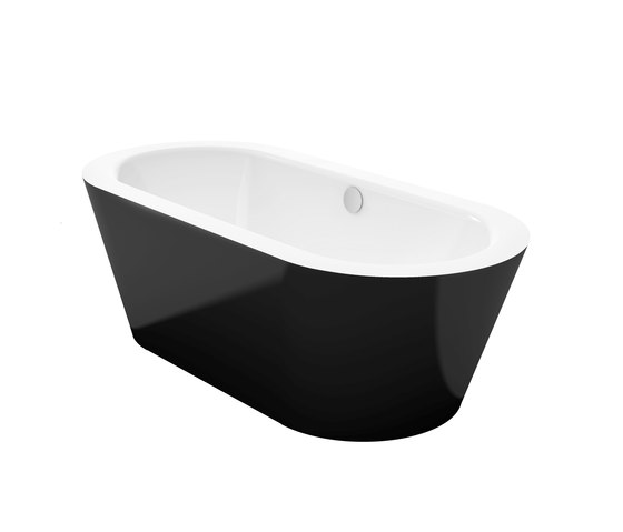 bettestarlet oval silhouette free standing baths from bette architonic. Black Bedroom Furniture Sets. Home Design Ideas