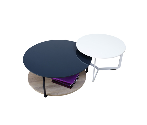 East Coffee Table de ASPLUND | Mesas auxiliares
