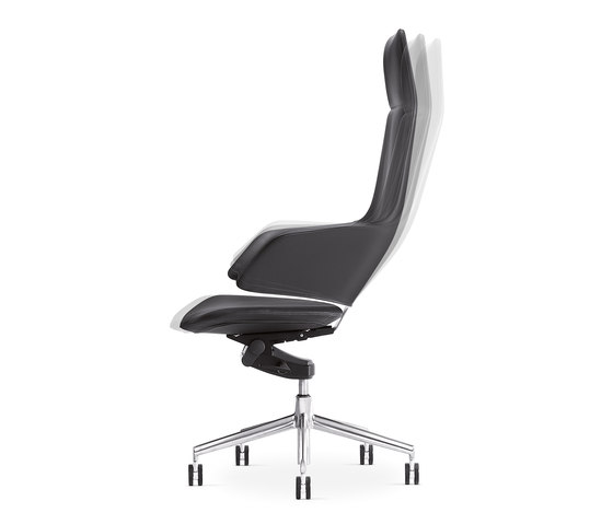 Aston Direction Syncro by Arper | Office chairs