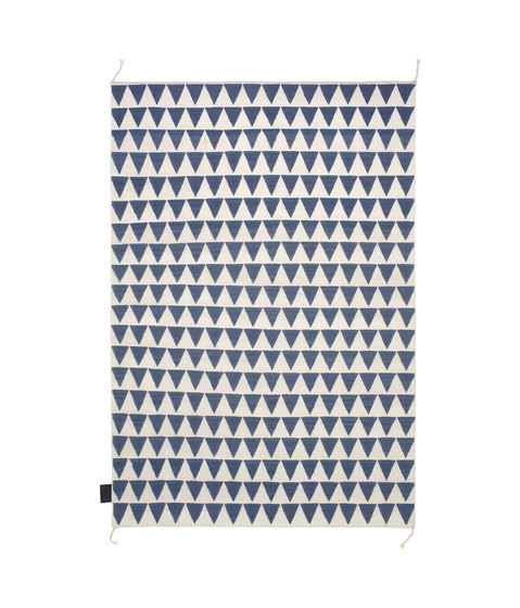 Mini Flag blue by ASPLUND | Rugs / Designer rugs