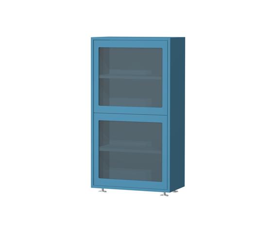Funk 4:1 by ASPLUND | Display cabinets