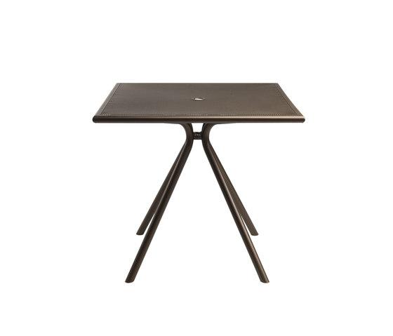 Solid | 861 di EMU Group | Tavoli da bistrò da giardino