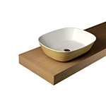 Love Shelf by EX.T | Wash basins