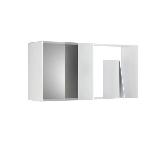 Notch Cabinet 2 by EX.T | Wall cabinets