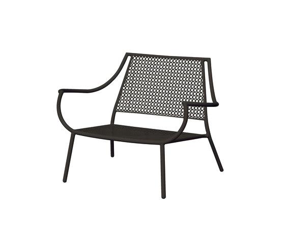 Vera | 3433 by EMU Group | Garden armchairs