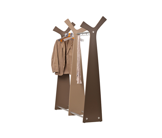 Forest coat rack by Cascando | Freestanding wardrobes
