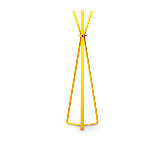 Bend coat stand by Cascando | Coat racks