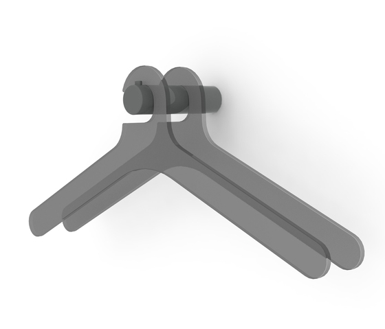 Stick coat hanger by Cascando | Coat hangers