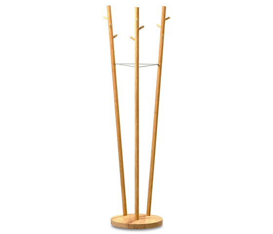 Twist coat stand by Cascando | Coat racks