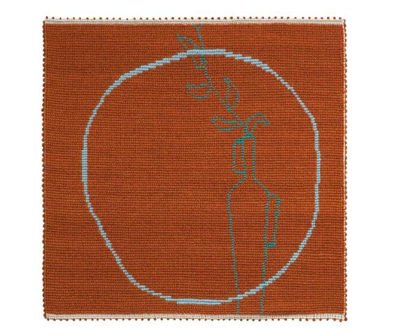 Knot Orange de EX.T | Tapis / Tapis design