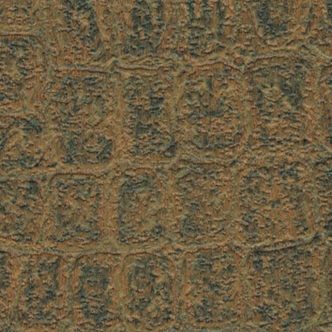 Bois Crocodile Galuchat | Crocodile VP 422 01 by Elitis | Wall coverings / wallpapers