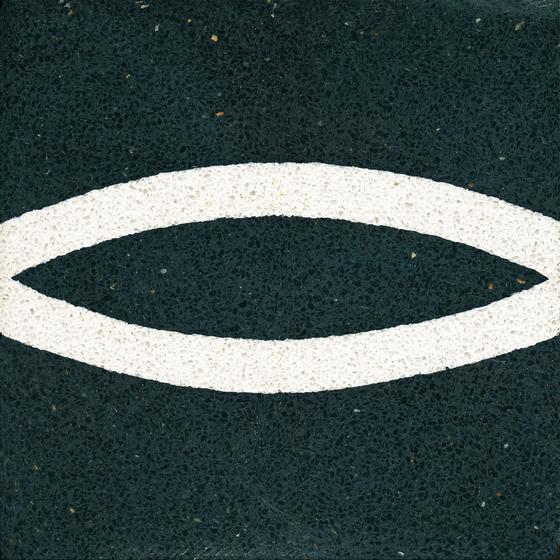 Terrazzoplatte von VIA | Beton-/Zementböden