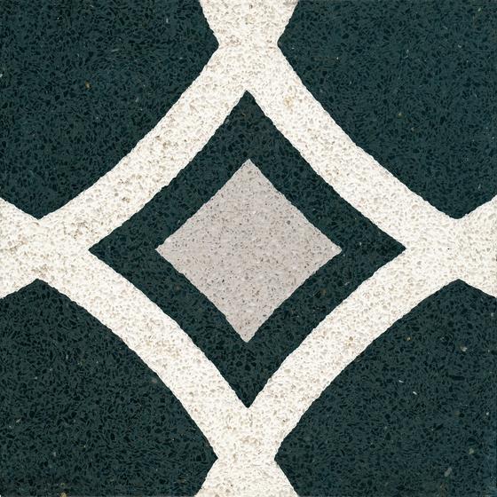 Terrazzo tile di VIA | Pavimenti in calcestruzzo/cemento