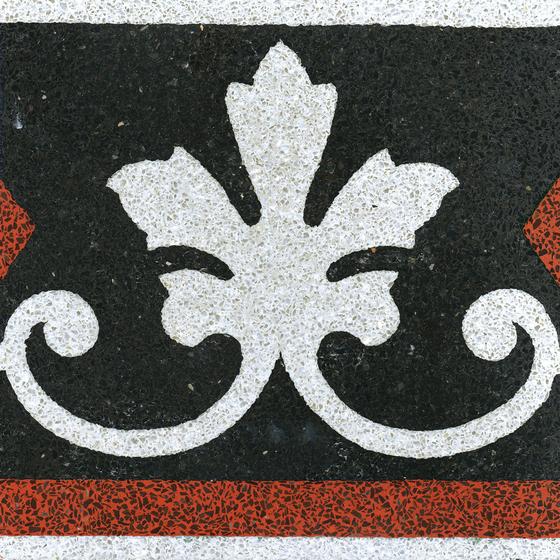 Terrazzo tile by VIA | Concrete/cement flooring