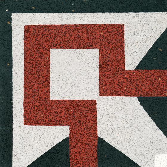 Terrazzo tile de VIA | Sols en béton/ciment