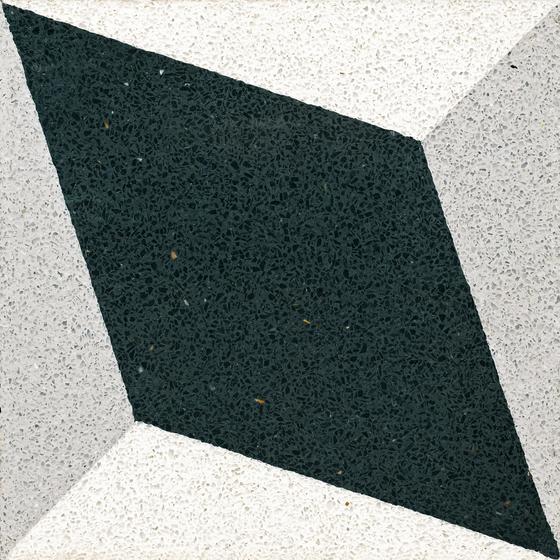 Terrazzo tile de VIA | Baldosas de terrazzo