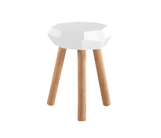 Carpenter Stool von EX.T | Badhocker / Badbänke