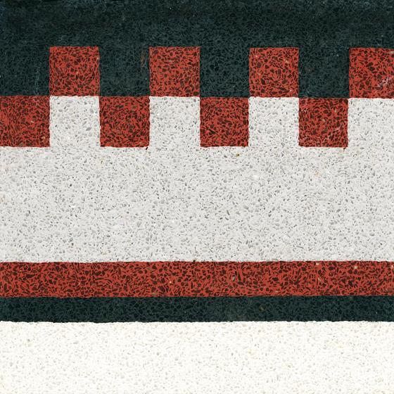 Terrazzo tile de VIA | Carrelage de sol
