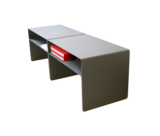 U2-XL Table gigogne de Cascando | Tables d'appoint