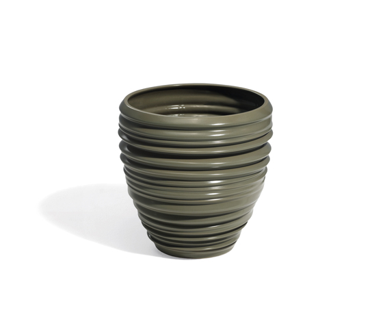 Babylon Vase M by DEDON | Flowerpots / Planters