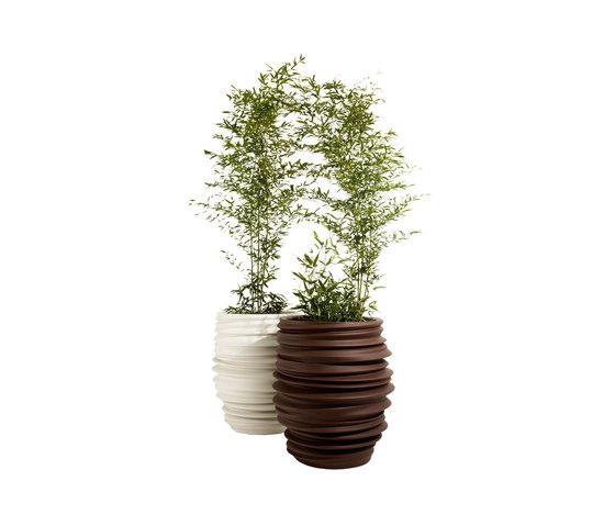 Babylon Vase S von DEDON | Pflanzgefässe