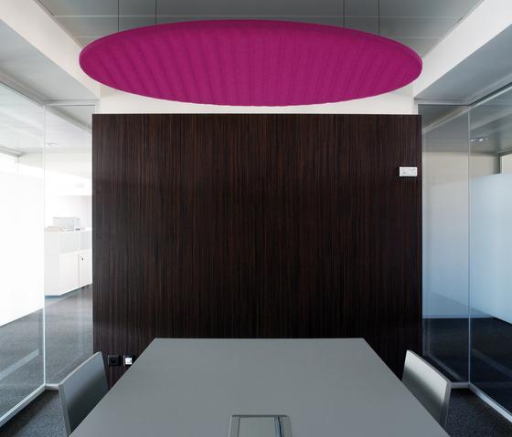 BuzziLand 3D de BuzziSpace | Panneaux de plafond