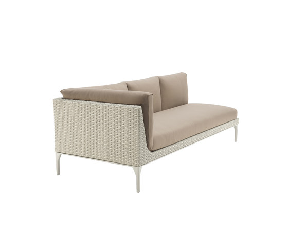 Mu by dedon coffee table footstool daybed sofa - Dedon outdoor furniture prices ...