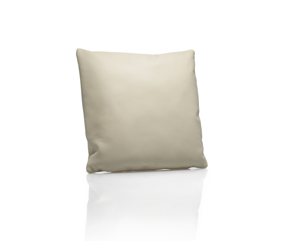 Tissus Leather ice de DEDON | Coussins