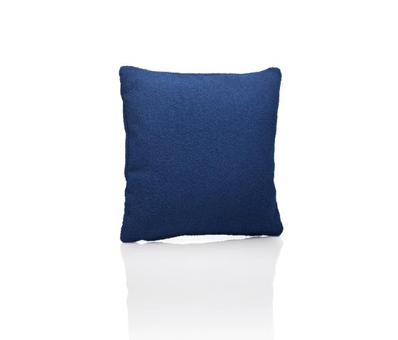 Fabrics Curl ocean by DEDON | Cushions