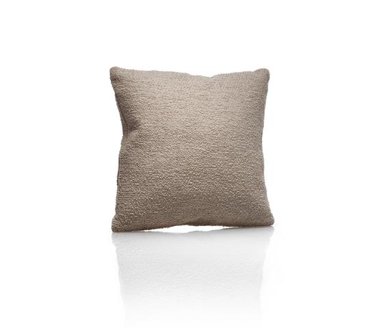 Fabrics Curl sand by DEDON | Cushions