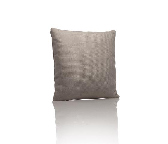 Fabrics Tweed taupe by DEDON | Cushions