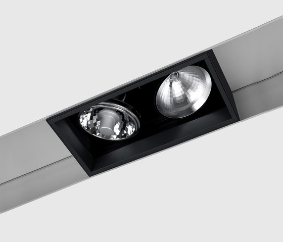 Prologe 145 in-Line/in-Dolma Double Directional by Kreon | Track lighting
