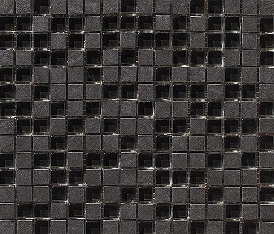 Anciles | Mosaico Anciles-CR Basalto by VIVES Cerámica | Ceramic mosaics