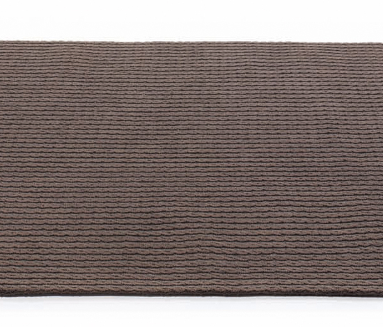 Carpets Curl khaki by DEDON | Rugs / Designer rugs