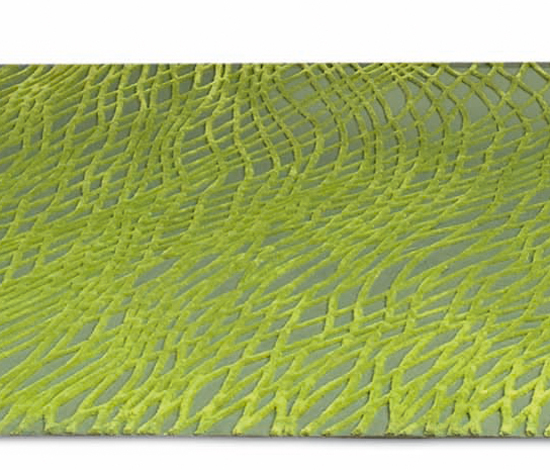 Carpets Fishernet green by DEDON | Rugs / Designer rugs