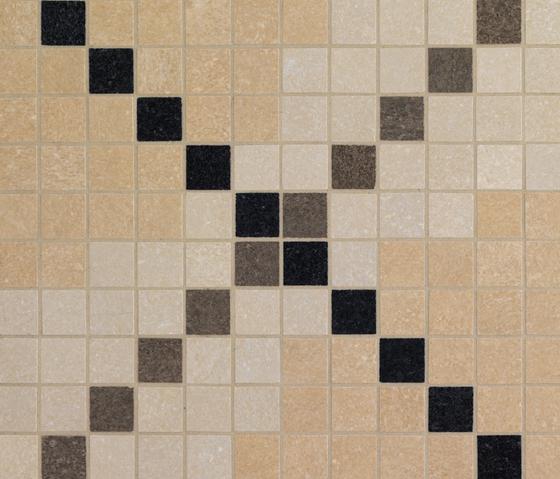 Mosaico Deir Sand by VIVES Cerámica | Mosaics
