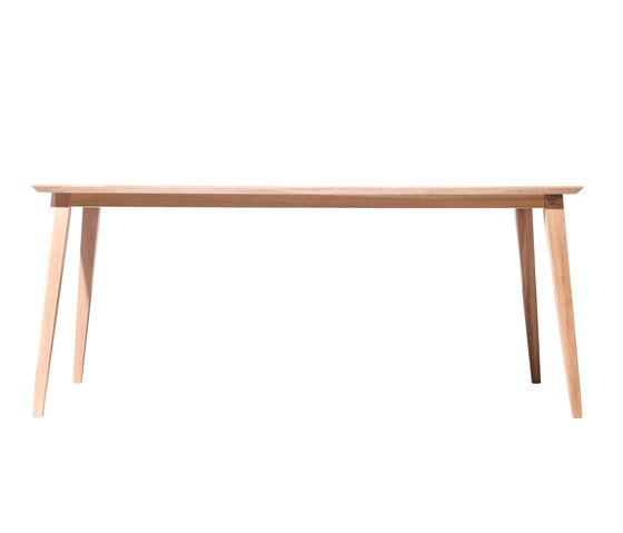 Jutland Table by TON | Canteen tables