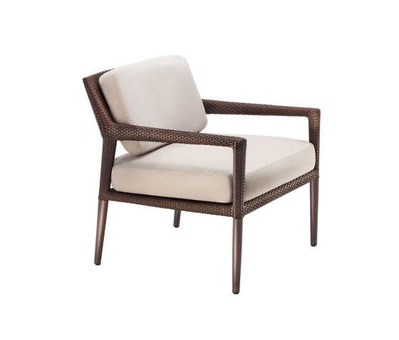 Tribeca Lounge chair by DEDON | Armchairs
