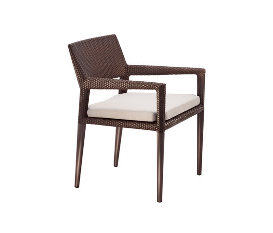 Tribeca Armchair by DEDON | Garden chairs