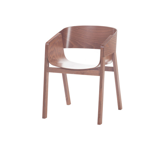Merano Chair by TON | Visitors chairs / Side chairs