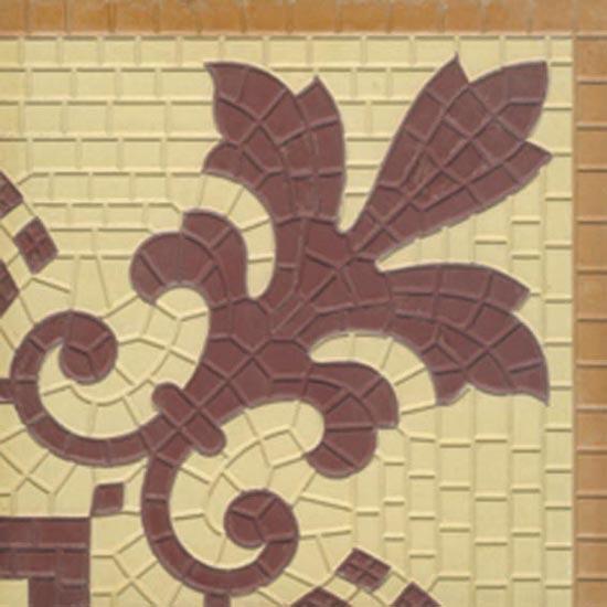 Cement tile by VIA   Floor tiles