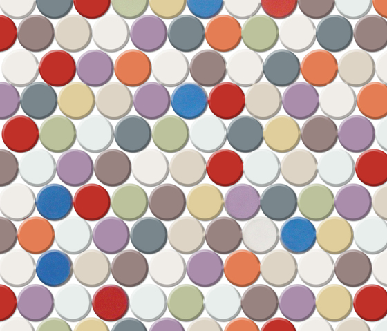 Mosaico Cynara by VIVES Cerámica | Ceramic mosaics
