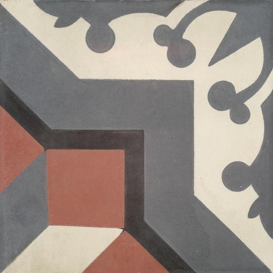 Cement tile by VIA   Concrete/cement flooring