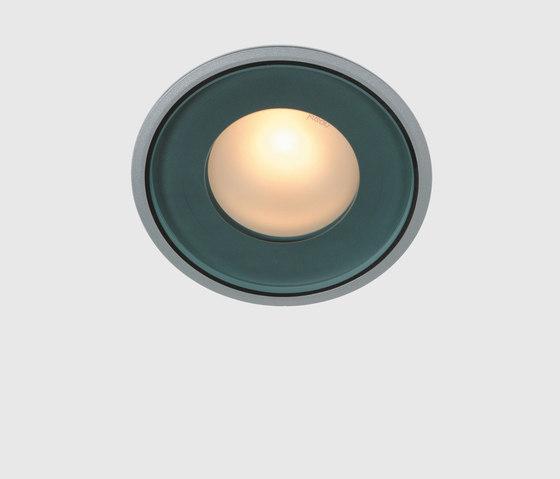 Flat Up Circular ceiling/wall by Kreon | Spotlights