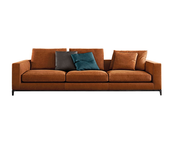 Andersen by Minotti | Lounge sofas