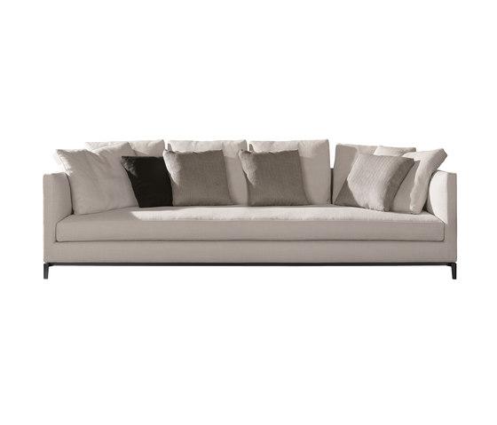 Andersen Slim de Minotti | Sofás lounge
